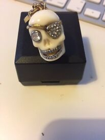 Valuable Limited Edition Skull Pendant