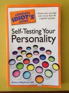 Self-Testing Your Personality - Arlene Matthews Uhl Sydney City Inner Sydney Preview