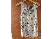 AX Paris Floaty Top - Size 10/12