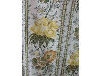 Vintage Fabric - 4 pieces