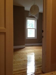 Charming South End Top Floor Flat - Heat/HW Included