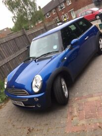 Mini Hatch One 1.6 - 2 previous lady owners - 78K Mileage