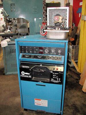 Miller Syncrowave 351 Tig Welder Water Cooled