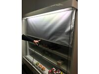 comercial display fridge multideck