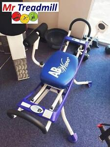 AB WAVE - Includes DVD's & Resistance Bands | Mr Treadmill Geebung Brisbane North East Preview
