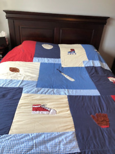 Sports Themed Quilt