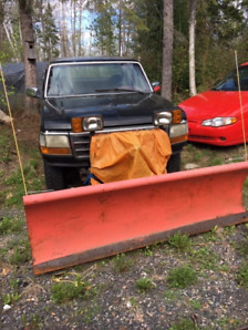 NEED GONE ASAP! Running Plow Truck For Sale