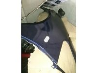 Ford Galaxy N/S Front Wing In Blue (2002)