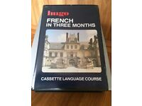 French Course in 3 Months by Hugo