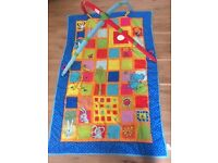 Colourful baby gym / mat by Taf toys