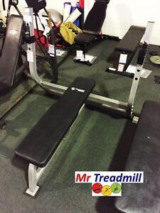 FLAT BENCH PRESS (SEMI-COMMERCIAL) | Mr Treadmill Geebung Brisbane North East Preview