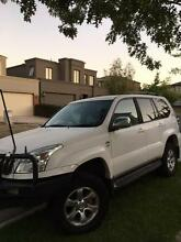 2008 Toyota LandCruiser Mont Albert North Whitehorse Area Preview