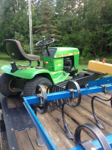 Lawn and Farm Equipment