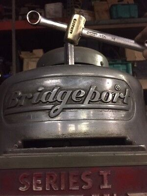Bridgeport Mill Drawbar Wrenchhammer Plus A Quick Vise Handle
