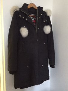 MOOSE KNUCKLES Stirling Down Parka XS - PERFECT CONDITION