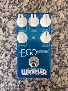 BRAND NEW WAMPLER EGO COMPRESSOR GUITAR PEDAL East Maitland Maitland Area Preview