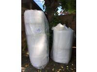 Large Bubble Wrap rolls (5 x 300mm wide, 100 Length)