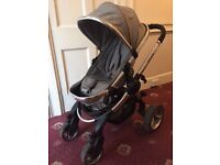 iCandy Peach stroller + iCandy detachable cup holder