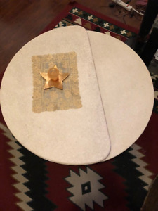 Resizable coffee table $15 - Side Table $10