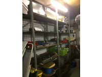 TALL METAL RACKING FOR SALE