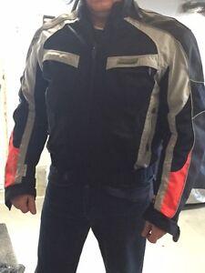 WOW/ 175$ Manteau moto 3 en 1 Olympia pour homme