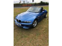 BMW Z3M ROADSTER ESTORIL BLUE FSH ALL MOT'S