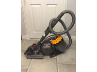 Dyson DC28C Multi Floor Cylinder with all attachments and Turbo Tool