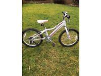 "Giant Areva 20"" girls bike"