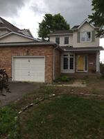 3+1 Bedroom  Townhouse in THOROLD!