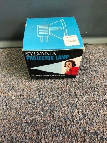 Sylvania Projector Projection Lamp Bulb 120V  150 WATTS Vintage Tungsten Halogen