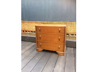 ***Vintage chest of drawers****