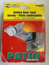 DEFENDER SECURITY U-9861 KEYED SLIDING DOOR LOCK PATIO ...