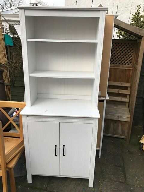 Ikea Brusali High Cabionet with doors | in Whitstable, Kent | Gumtree