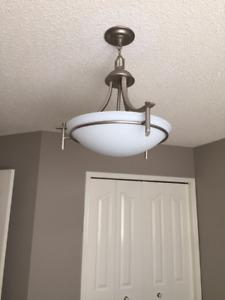 Contemporary Light Fixture
