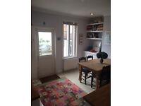 Bright & quiet double room in Wandsworth - Mon-Fri