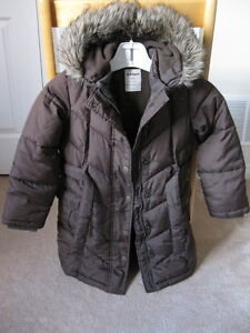 FS: excellent condition Old Navy girls' winter parka - size S
