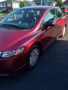 Excellent 2009 Honda Civic DX-A Sedan - $8600 obo