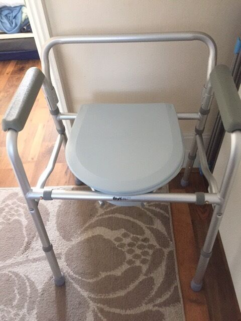 Brand New Commode Chair In Greenwich London Gumtree