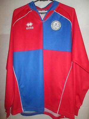 Aldershot 2007-2008 Home Football Shirt Size Small /20110 image