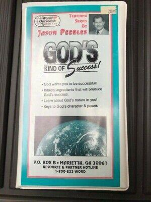 Gods Kind Of Success Jason Peebles Inspiring Audio Program Entrepreneur