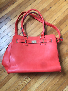 Call it Spring Orange handbag / schoulder bag