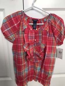 Brandnew girl clothes size 7 to 12