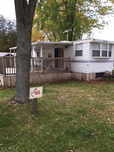 Selling Green Acres Park Trailer!