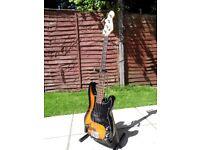 Tokai Hard Puncher Bass Guitar