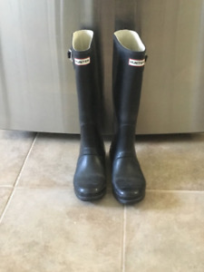 Hunter Boots Great Condition!