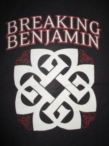 2015 BREAKING BENJAMIN Concert Tour (Youth XL) T-Shirt