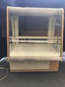 store commercial display refrigeration counter unit, fridge