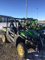 JOHN DEERE RSX 850 I CLEARANCE SALE- $13,250.00 ONLY 3 LEFT