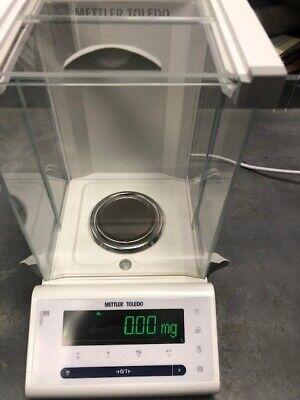 Mettler Toledo Micro Balance Scale Ms105du