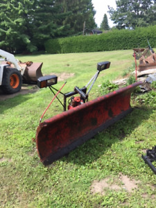 Western 7.5 ft Snow Plow